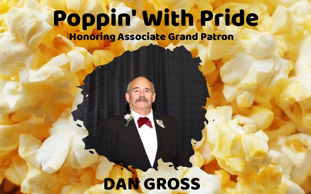 Stated Meeting – Poppin' With Pride, Honor AGP Dan Gross