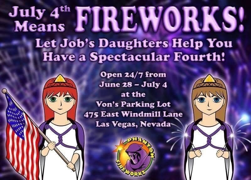 Fireworks | Supporting our youth